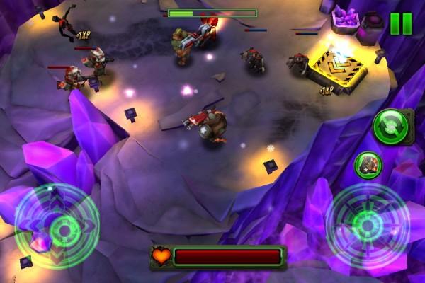 Screenshot do jogo Gun Bros 2