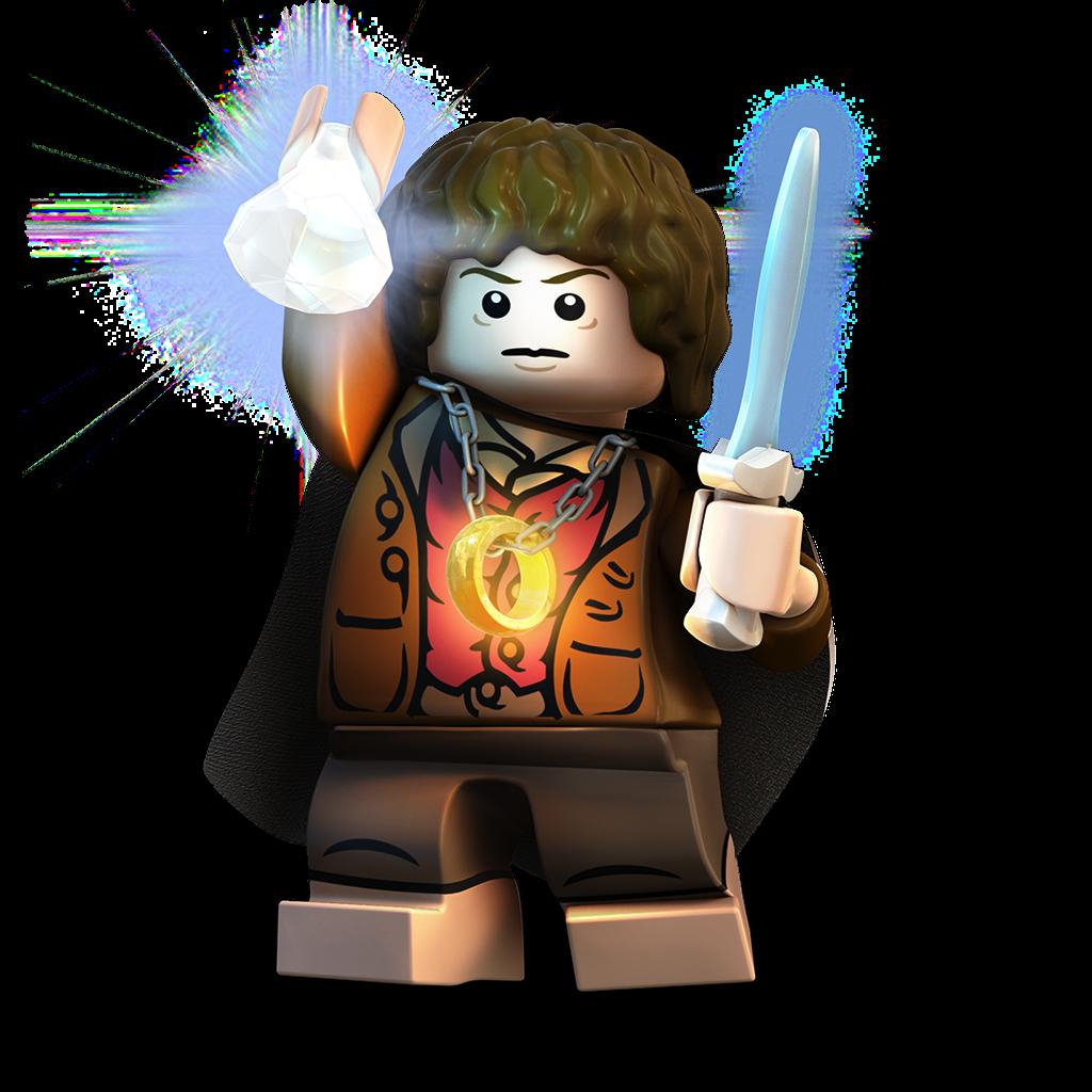 Ícone do LEGO - O Senhor dos Anéis - para Mac