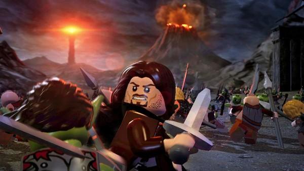 Screenshot de Senhor dos Anéis para Mac