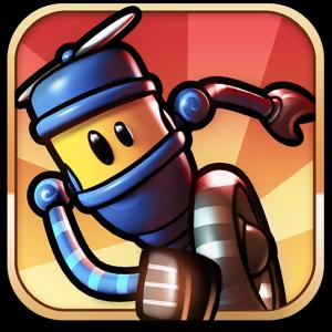 Ícone do Tin Man Can para iOS