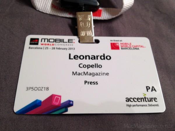 MacMagazine no Mobile World Congress 2013