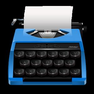 Ícone - iWriter