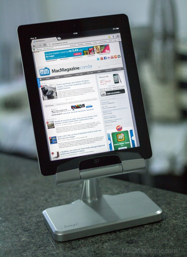 IPEGA Charging Stand for iPad