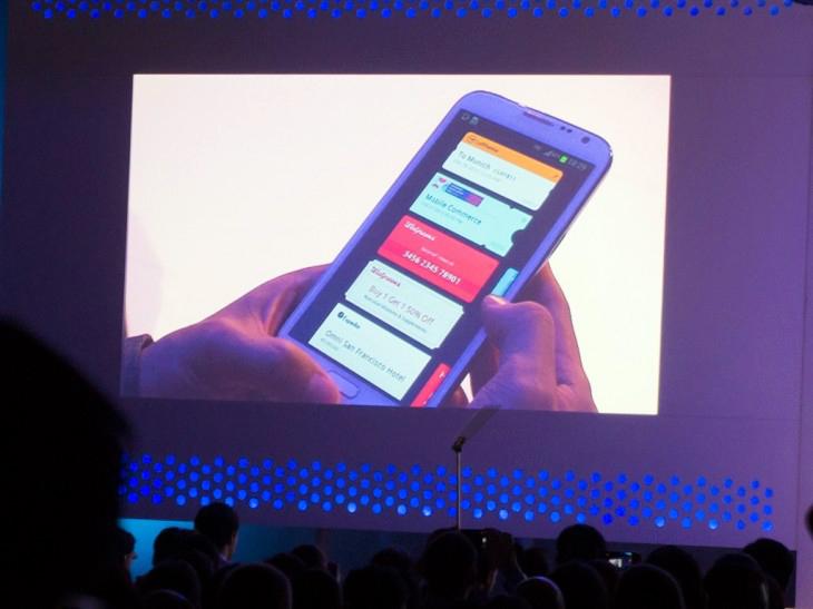 Passbook da Samsung - Wallet