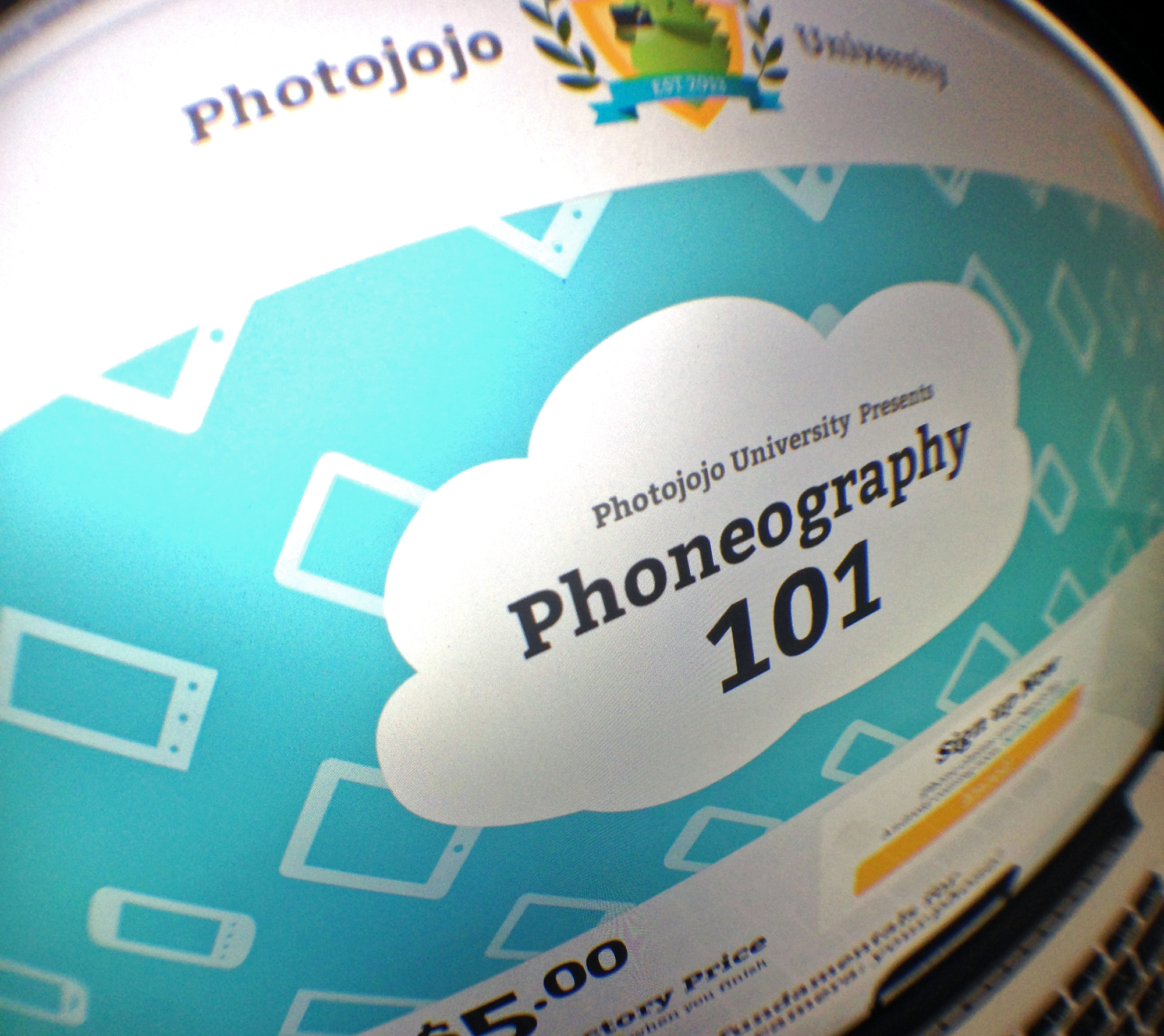 Photojojo - Phoneography 101