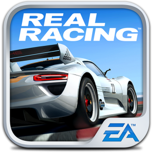 Ícone de Real Racing 3 para iOS