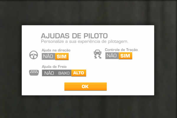 Real Racing 3 - Controles