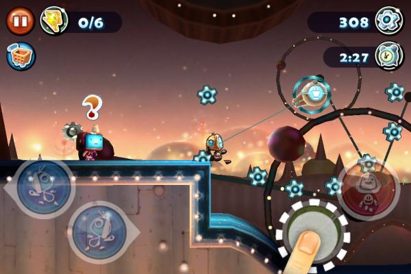 Cordy 2 para iOS - screenshot