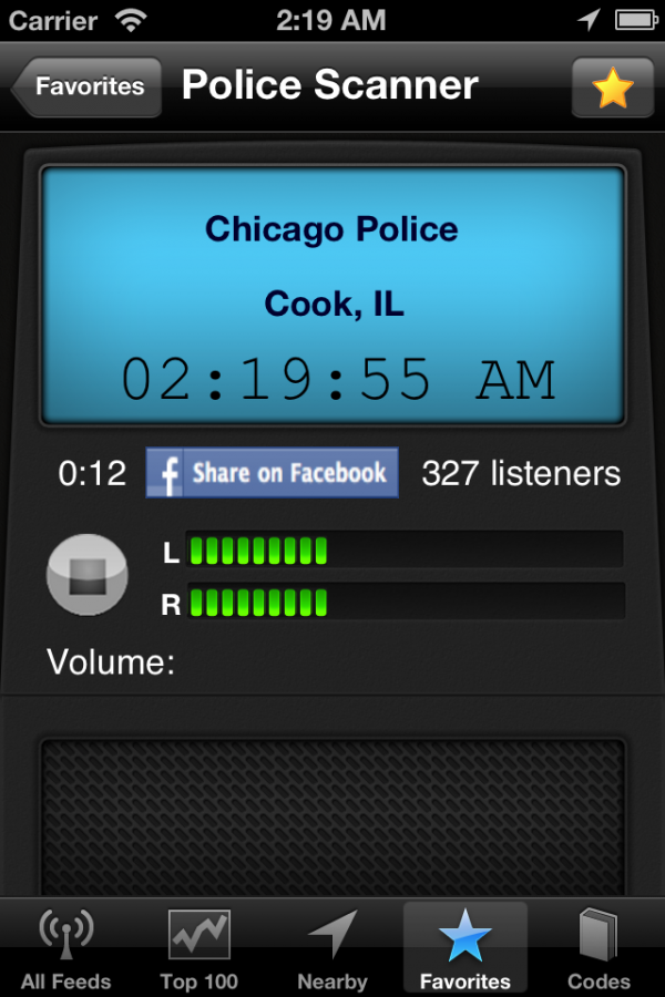 Police Radio+ Pro