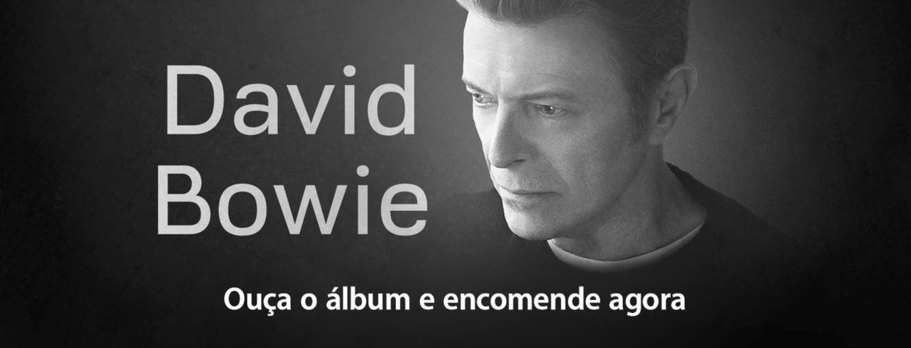 Novo álbum de David Bowie na iTunes Store