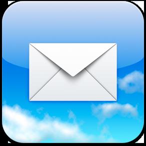 Ícone - Mail do iCloud
