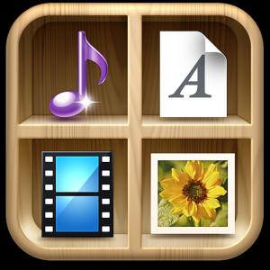 Ícone de App Files para iOS