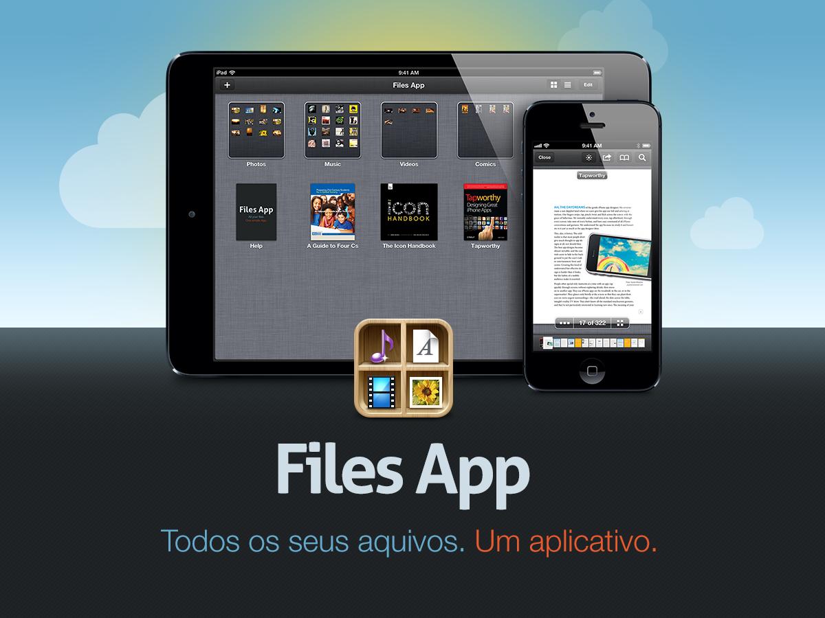 Files App - Apesentação