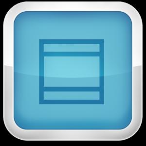 Ícone de InstaRectangle para iOS