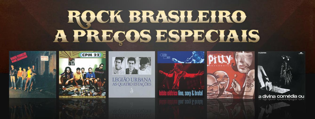 Rock brasileiro na iTunes Store