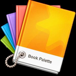 Ícone - Book Palette