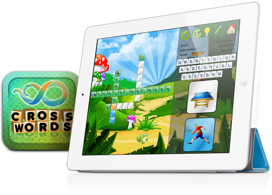Infinity CrossWords - iPad