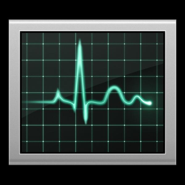 Ícone do app Monitor de Atividade