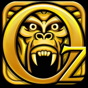 Ícone do jogo Temple Run: Oz para iOS