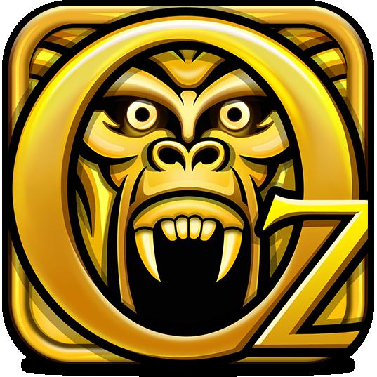 Ícone do Temple Run: Oz para iOS