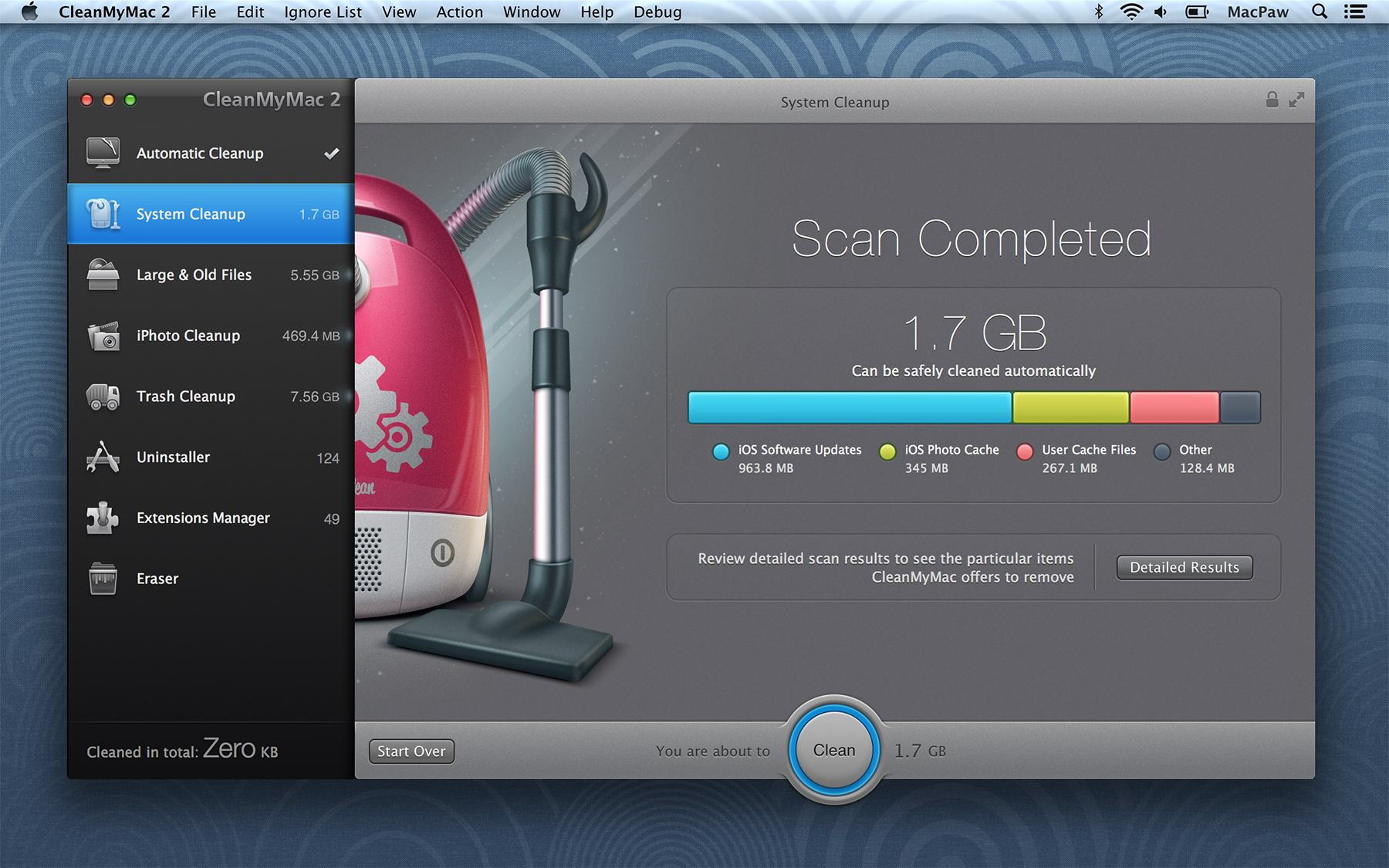 CleanMyMac 2