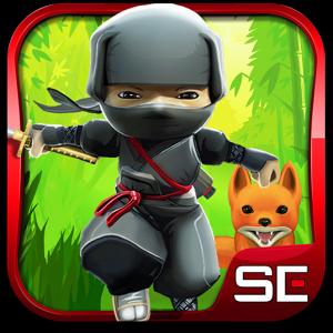 Ícone do jogo Mini Ninjas