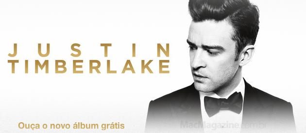 Banner - Justin Timberlake