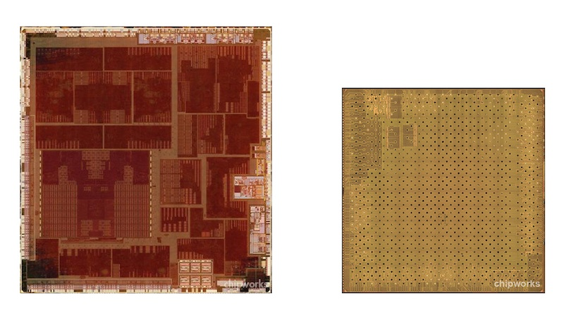 Comparativo de chips A5