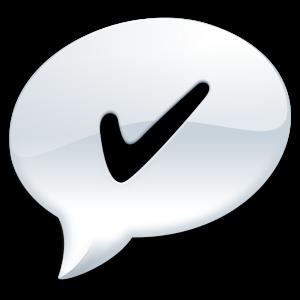Ícone do Kickoff para Mac