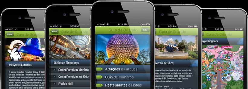 Guia de Orlando - iPhones