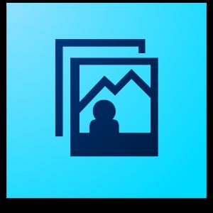 Ícone - Adobe Photoshop Elements 11 Editor
