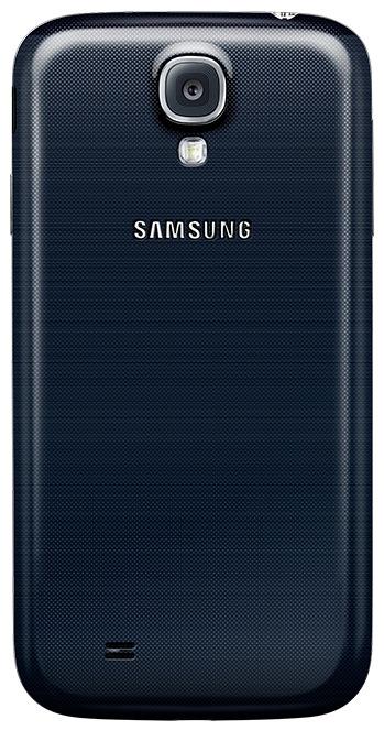 Galaxy S 4 de costas