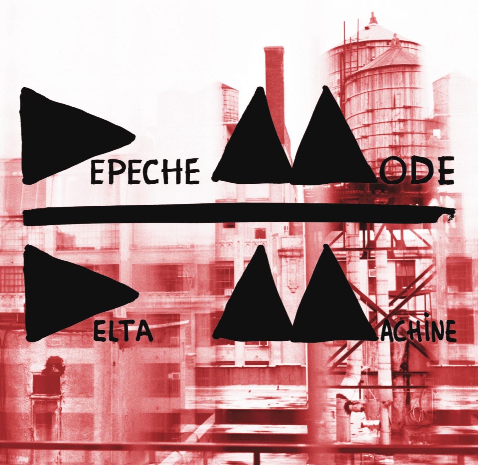 Capa do álbum Delta Machine