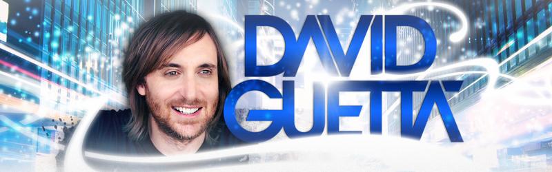 Banner - David Guetta