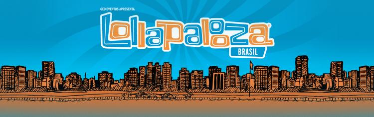 Banner - Lollapalooza Brasil