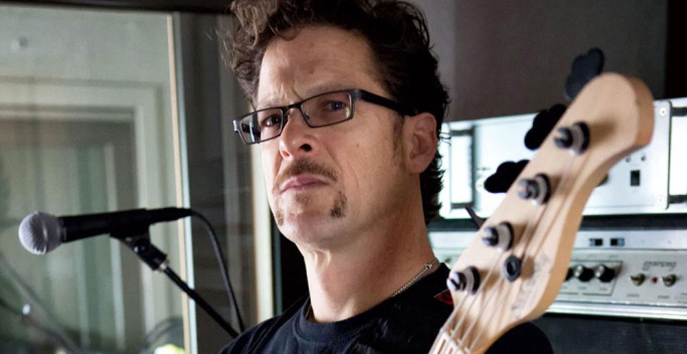 Jason Newsted, ex-baixista do Metallica