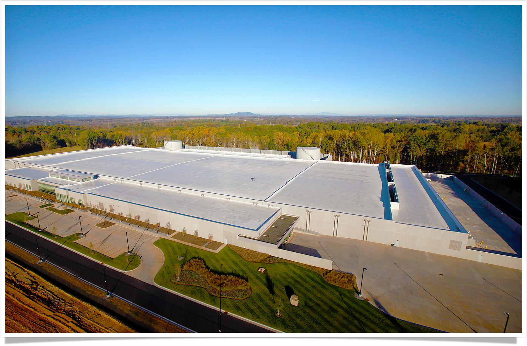 Data center da Apple