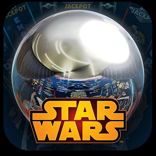 Icone - Star Wars Pinball