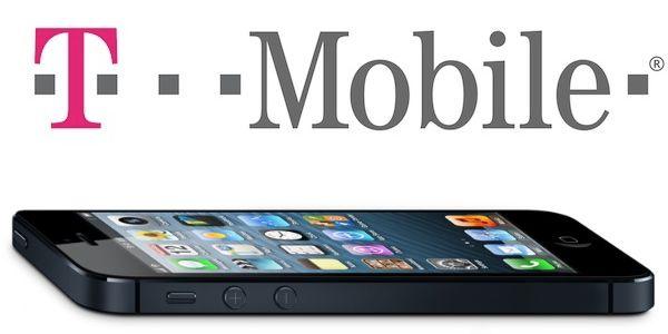 iPhone 5 da T-Mobile