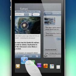 Miniatura de um vídeo-conceito para o iOS