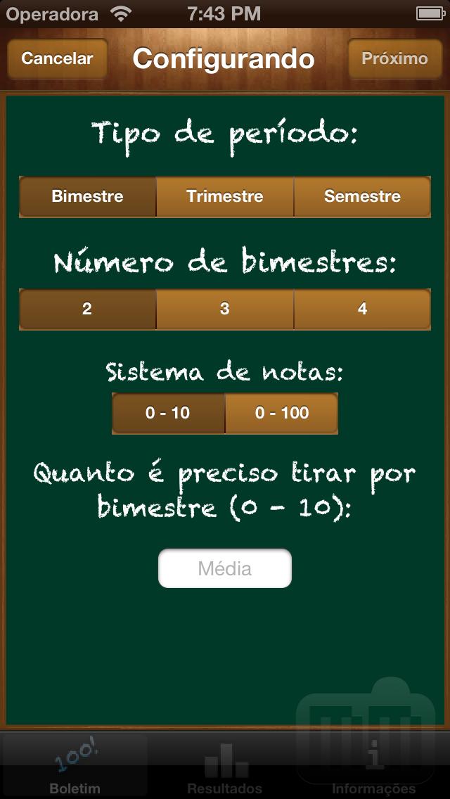 App iBoletim Brasil