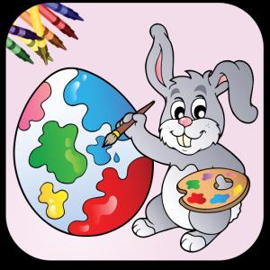 Ícone - Livro de Colorir Páscoa!