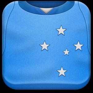 Ícone do aplicativo Cruzeiro Oficial