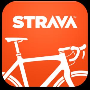 Ícone do aplicativo Strava Cycling