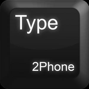 Ícone - Type2Phone