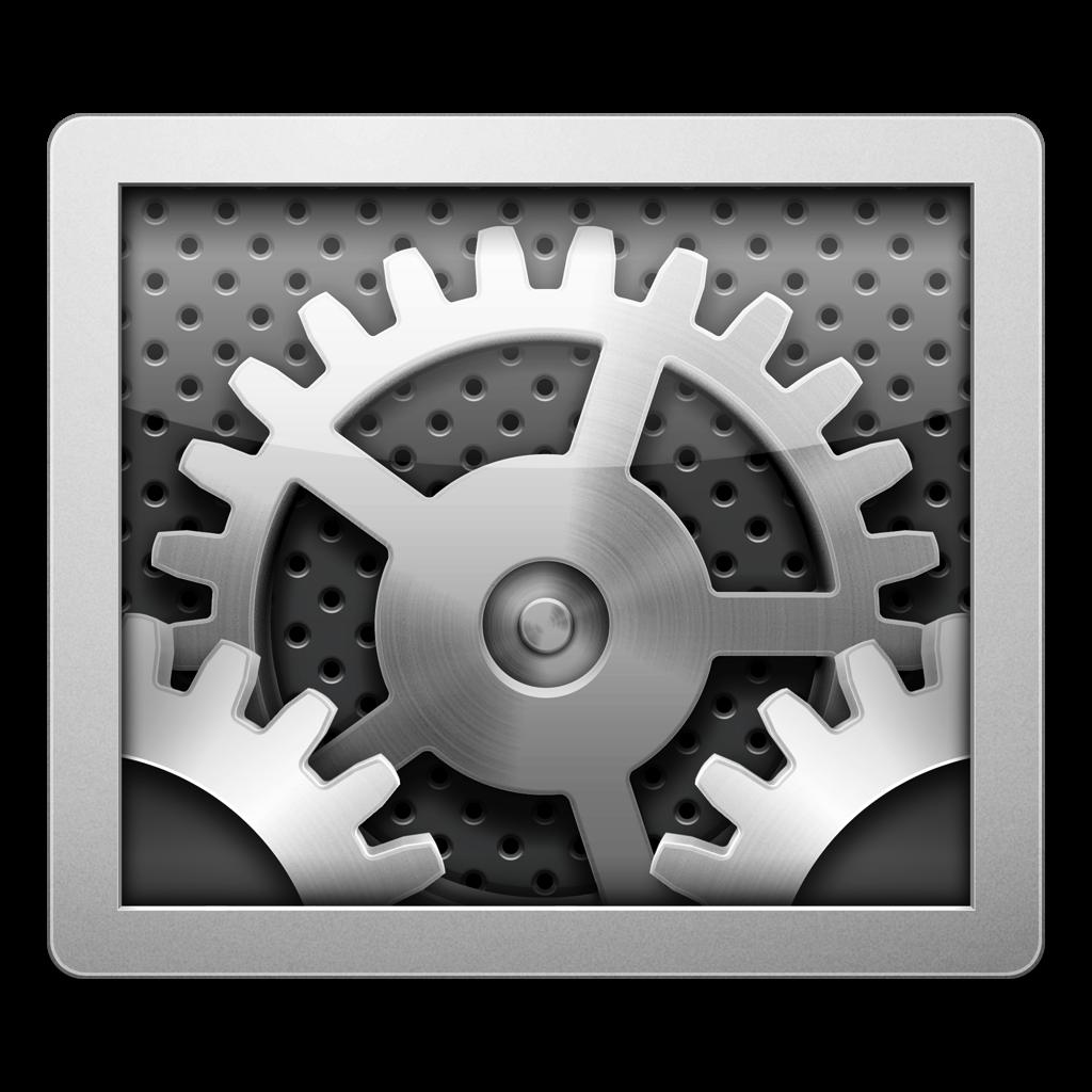 Ícone - Preferências do Sistema (System Preferences)