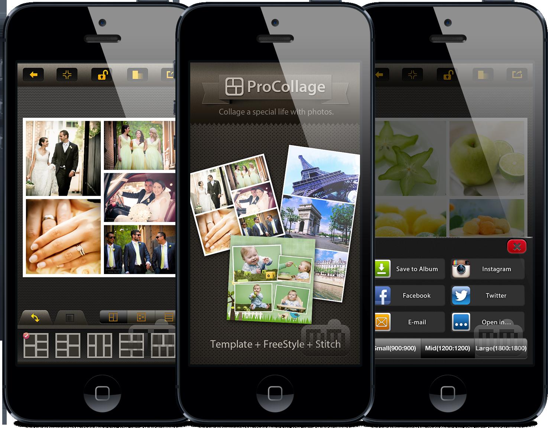 ProCollage - iPhones