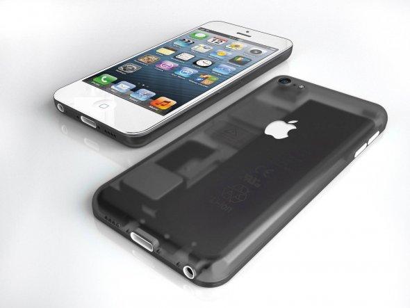 Conceito de iPhone de baixo custo, por Nickolay Lamm