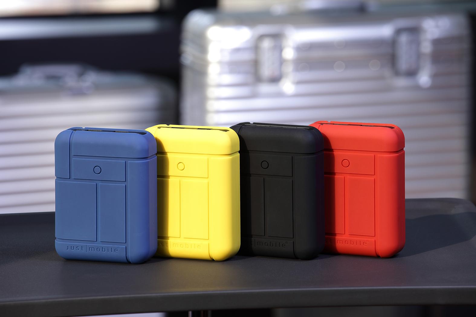 Bateria Gum Max Duo, da Just Mobile