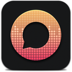 Ícone do Pling Messenger para iOS